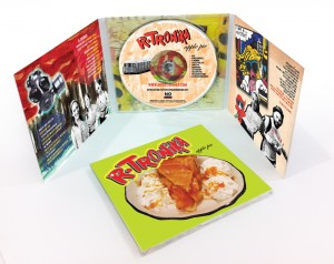 "R-Tronika ""Apple Pie"" CD (2008)"